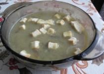 Zupa cebulowa z grzybami